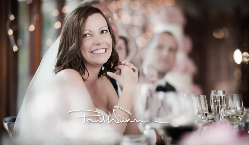 Wedding photography at the Crazy Bear