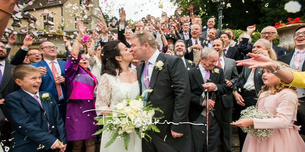 Wedding Photography At The Manor Hotel, Castle Combe