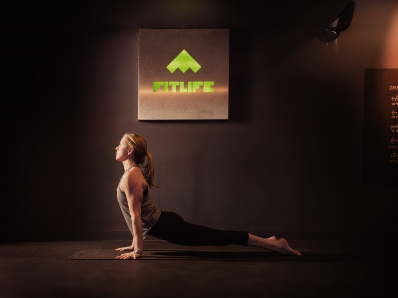 Fitness Photography For Fitlife Gym