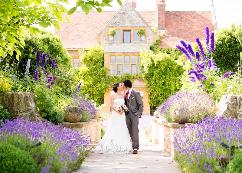 Wedding photography at Le Manoir Aux Quat'Saisons