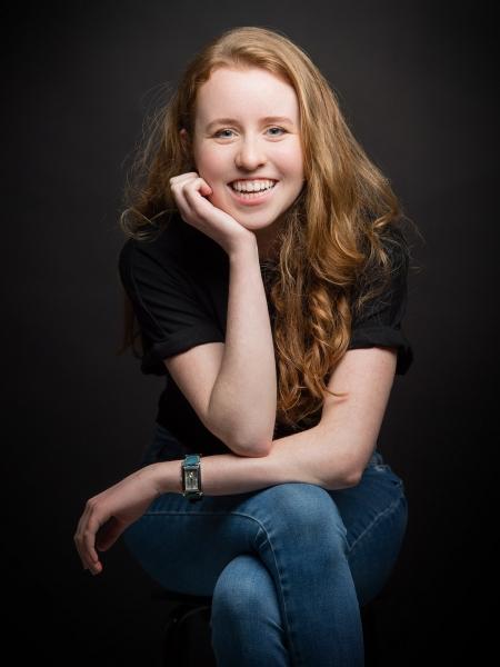 Headshot and portrait photography