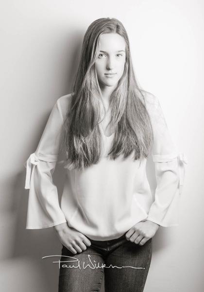 Teenage Portrait