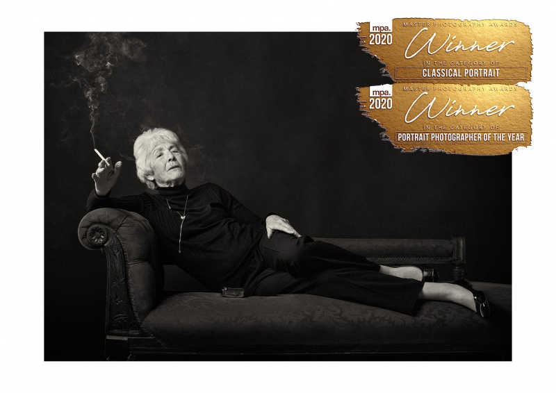 Classical Portrait Photographer Of The Year