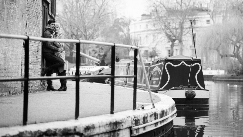 SWPP Location portrait photography workshop in London