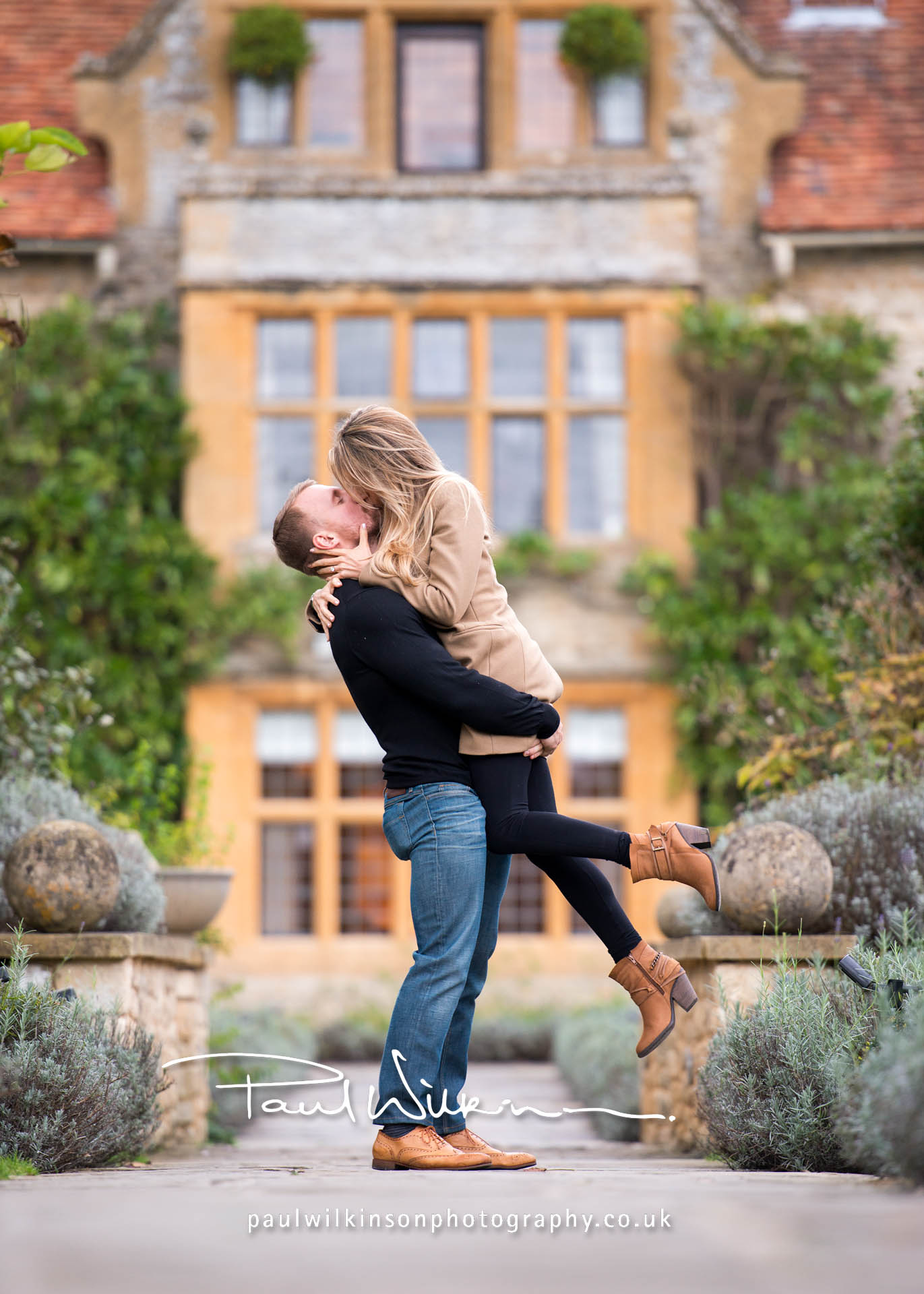 It's lovely to be swept along in the moment when you're photographing an engagement (particularly when it's only just happened!)