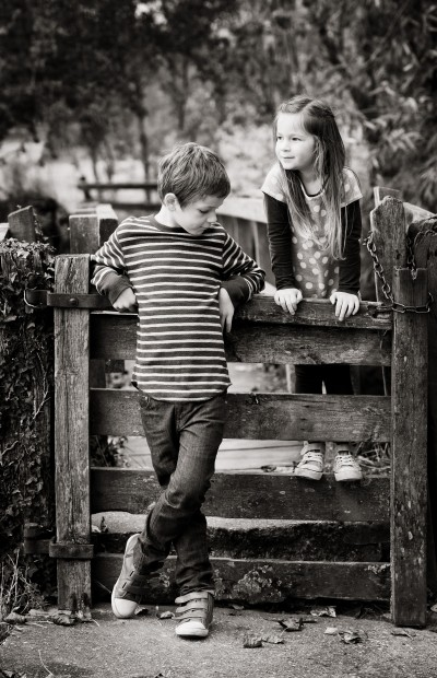 Outdoor location photography is always a lot of fun to do - both for me and the kids!